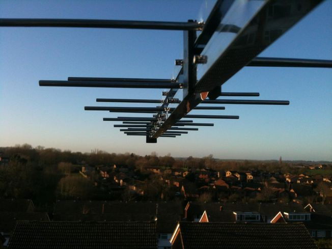 TV Aerial four point (FREEVIEW 04)